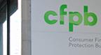CFPB HQ sign