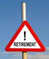 Retirement folder